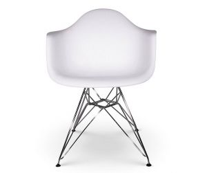Scaun PARIS STEEL ARMCHAIR